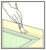 Tecniche di verniciatura del legno 1