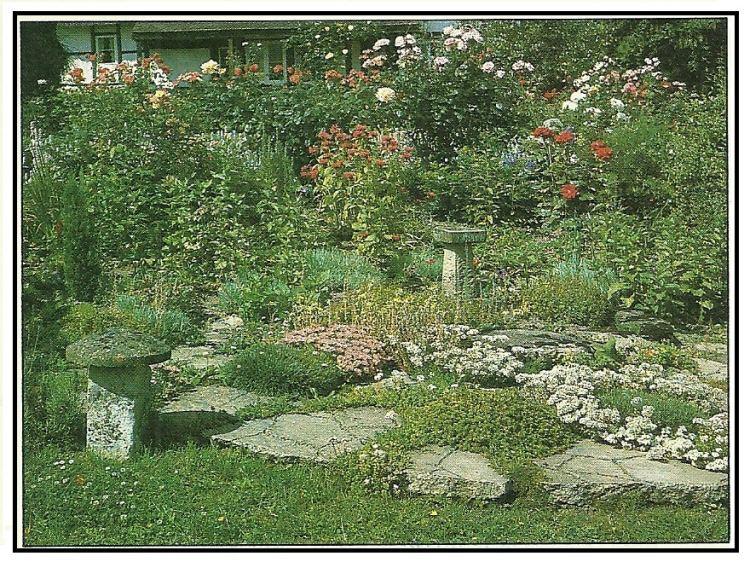 Giardino di campagna amazing di giardini dal piccolo giardino di citt a giardini di ville e - Giardino di campagna ...