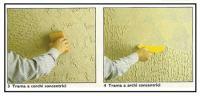 Rifinire le nostre stanze di abitazione con rivestimenti strutturati 3-4