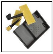 Scelta e uso di pennelli, rulli e tamponi 1