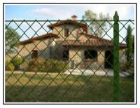 recinzione a maglia sciolta plastificata 1