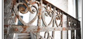 Preparazione e verniciatura di manufatti in ferro acciaio e ghisa