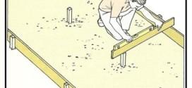Realizzazione di vialetti pedonali e carrabili nel giardino