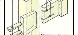 Altri giunti per la falegnameria domestica – 2