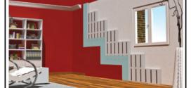 Cappotto termico da interno con struttura pre-installata per cartongesso