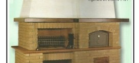 Forni caminetti prefabbricati e loro rivestimento