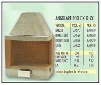 Angolare 100 DX o SX 1