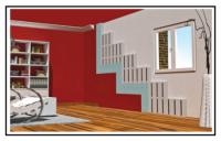Cappotto termico da interno con struttura pre-installata per cartongesso 1