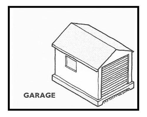 Progettazioni di piattaforme sul terreno semplici e in for Progetti di garage in blocchi di calcestruzzo
