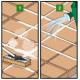 A Riempitivo di fughe a secco per pavimentazioni esterne in masselli
