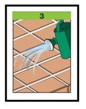 Riempitivo di fughe a secco per pavimentazioni esterne in masselli 2