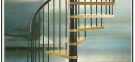 Come montare una scala a chiocciola acquistata in Kit