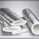 A Coppelle e materassini per isolamento termico rapido dei condotti fumari
