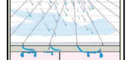 Protettivo impermeabilizzante idrorepellente, per terrazze piastrellate in gres, cotto, clinker