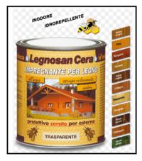 Applicazione di olio e cera per conservare e ravvivare il legno 1