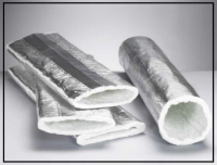 Coppelle e materassini per isolamento termico rapido dei condotti fumari 1