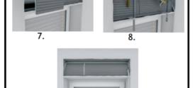 Come isolare termicamente i cassonetti degli avvolgibili e delle tapparelle