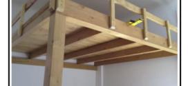 Soppalchi in legno che creano confort in ogni abitazione