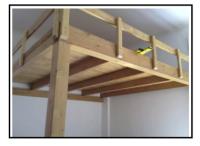 Soppalchi in legno che creano confort in ogni abitazione 1