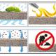 A Calcestruzzo drenante, fonoassorbente a elevate prestazioni, ideale per pavimentazioni stradali