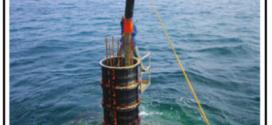 Una cassaforma in ABS per pilastri circolari, riutilizzabile e modulare