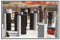 Casseforme e pilastri 1