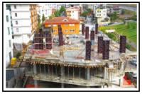 In edificio in costruzione 1