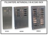 Pulsantiere in acciaio Inox 1