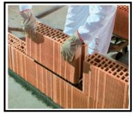 Un sistema costruttivo altamente termico per murature esterne e  interne 1