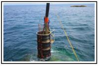 Una cassaforma in ABS per pilastri circolari, riutilizzabile e modulare 1