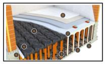 Un sistema componibile per vespai e fondazioni fino a tre metri 1