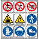 A Norme di sicurezza per i cantieri edili di cui al DLgs 81-2008