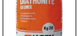 Un intonaco deumidificante di calce idraulica e sughero in granuli