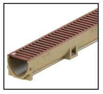 Canalette di drenaggio a uso resideenziale 1