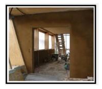 Gli intonaci in terra cruda o argilla, caratteristiche e vantaggi 1