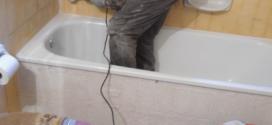 Da vasca a doccia per anziana disabile. Fai da te