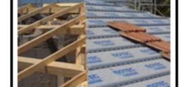 Un nuovo pannello per tetti ventilati per maggiore ventilazione sottotegola