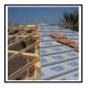 A Un nuovo pannello per tetti ventilati per maggiore ventilazione sottotegola