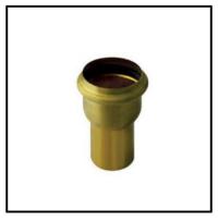 Raccordo tubo PVC a tubo di piombo 1