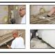 A Intonacatura della componente a secco del cappotto termico tramite intonaco cementizio a prestazioni superiori