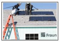 E' facile installare un fotovoltaico domestico plug & play 1