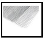 Rete in acciaio zincato 1 1