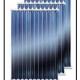 A Collettori solari a tubi sottovuoto