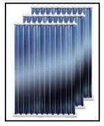 Collettori solari a tubi sottovuoto 1