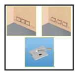 6 Indicazioni per la posa in opera di un rivestimento decorativo 1