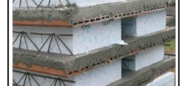 Un ottimo solaio a pannelli in latero cemento e pannelli di alleggerimento in polistirene espanso
