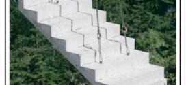 Scale prefabbricate per velocizzare e semplificare una costruzione