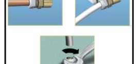 Installazione di un impianto idrico esterno usando tubazioni multistrato