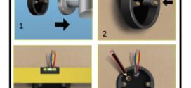 Come montare un applique elettrico da esterno