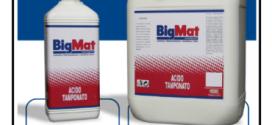 Un acido tamponato, detergente sgrassante neutro adatto per tutte le superfici lavabili